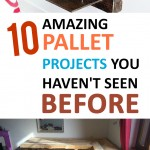 10 Amazing Pallet Projects You Haven't Seen Before