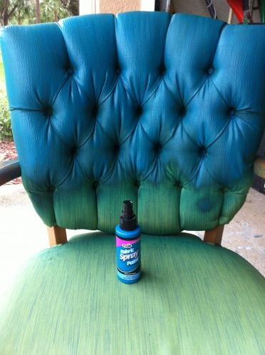 5 Techniques to Painting Upholstery Successfully