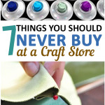 Crafting, craft store shopping hacks, craft store hacks, popular pin, craft hacks, tutorials.