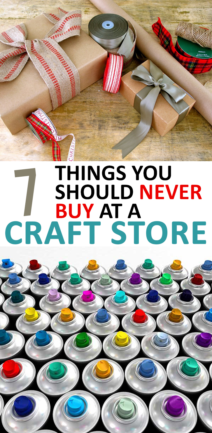 Things you should never buy at a craft store page 9 of 9 sunlit