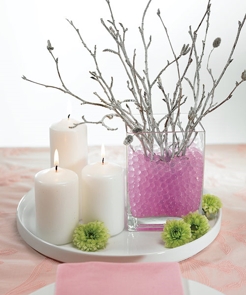 16 Creative Centerpiece Ideas Using Household Items | | Sunlit Spaces