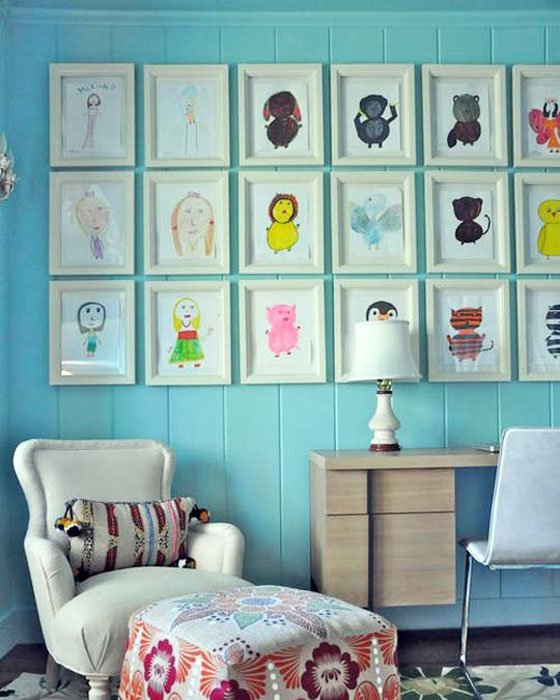 15 Creative Things to Hang in Kid Bedrooms
