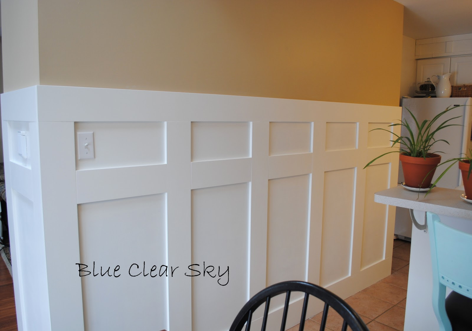 Chair rail paint ideas nursery - Which Wainscoting Suits Your Room Best Sunlit Spaces