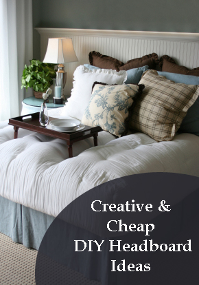 Creative and Cheap DIY Headboard Ideas (1)