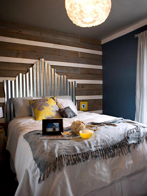 Rustic_Industrial headboard