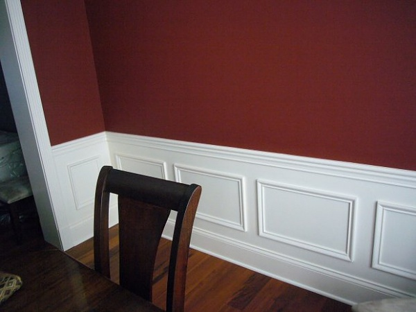 10 gorgeous wainscoting projects that you want in your house page 5