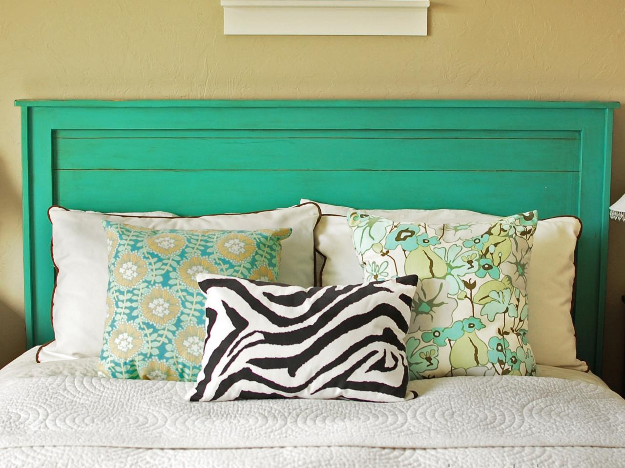 Gorgeous diy headboard ideas that are easy and cheap for Different headboards for beds