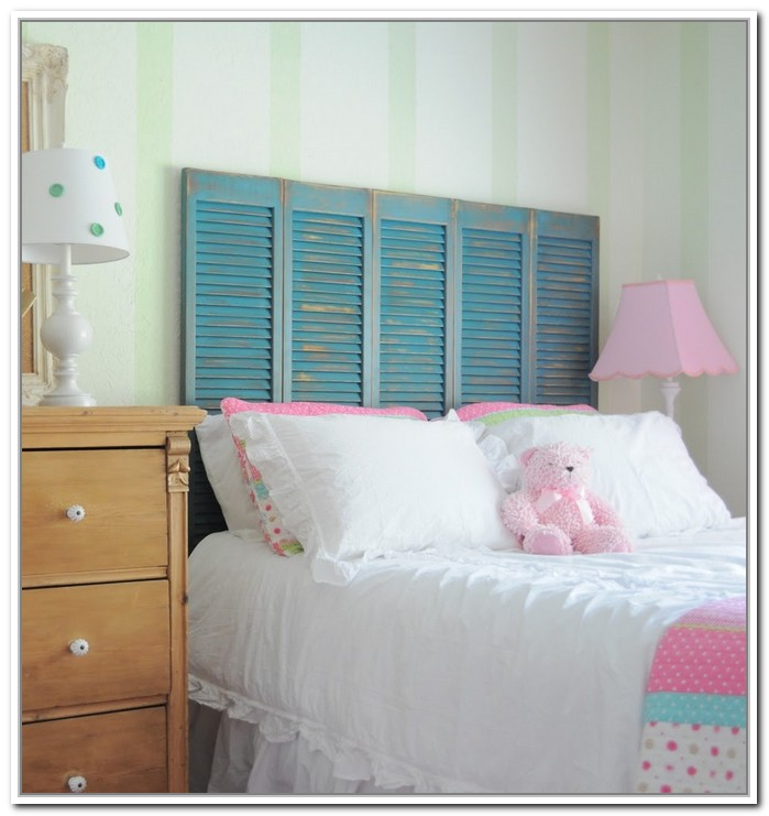 14 Dreamy Diy Headboard Ideas: Gorgeous DIY Headboard Ideas That Are Easy And Cheap