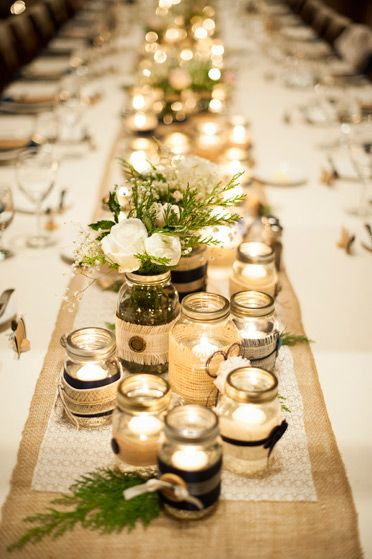 10 Fresh Centerpiece Ideas and Inspiration