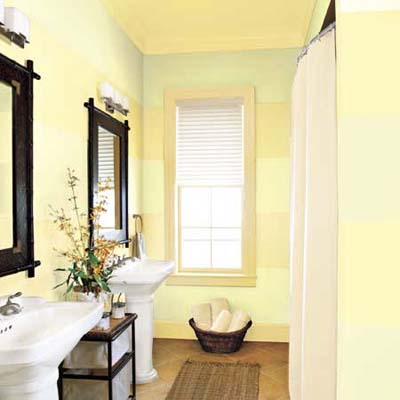 6 tips for choosing the right paint color - How to prepare bathroom walls for painting ...