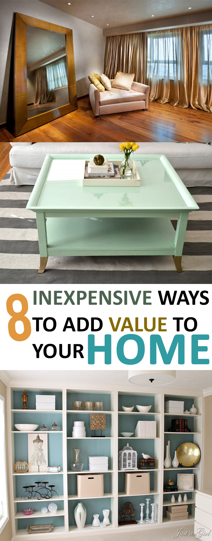 8 Inexpensive Ways to Add Value to Your Home