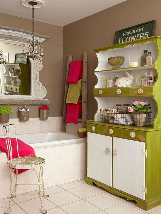 Crafty Storage Ideas-armoire