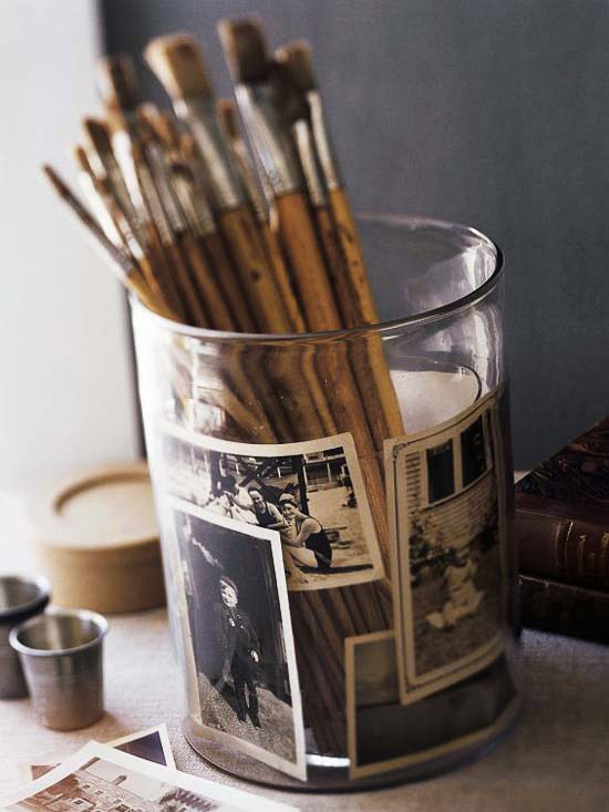 crafty storage-glass jars