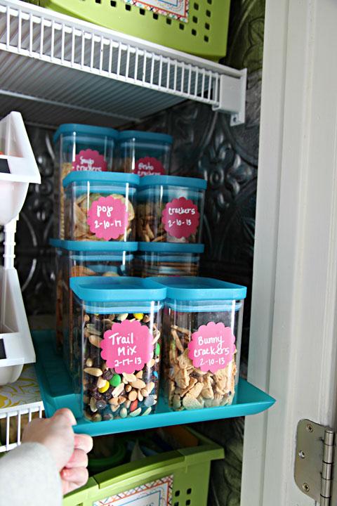 crafty storage pantry storage