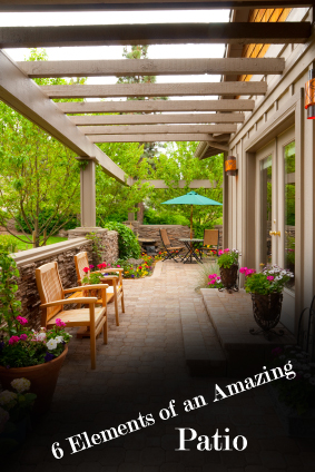 6 Elements of an Amazing Patio (1)