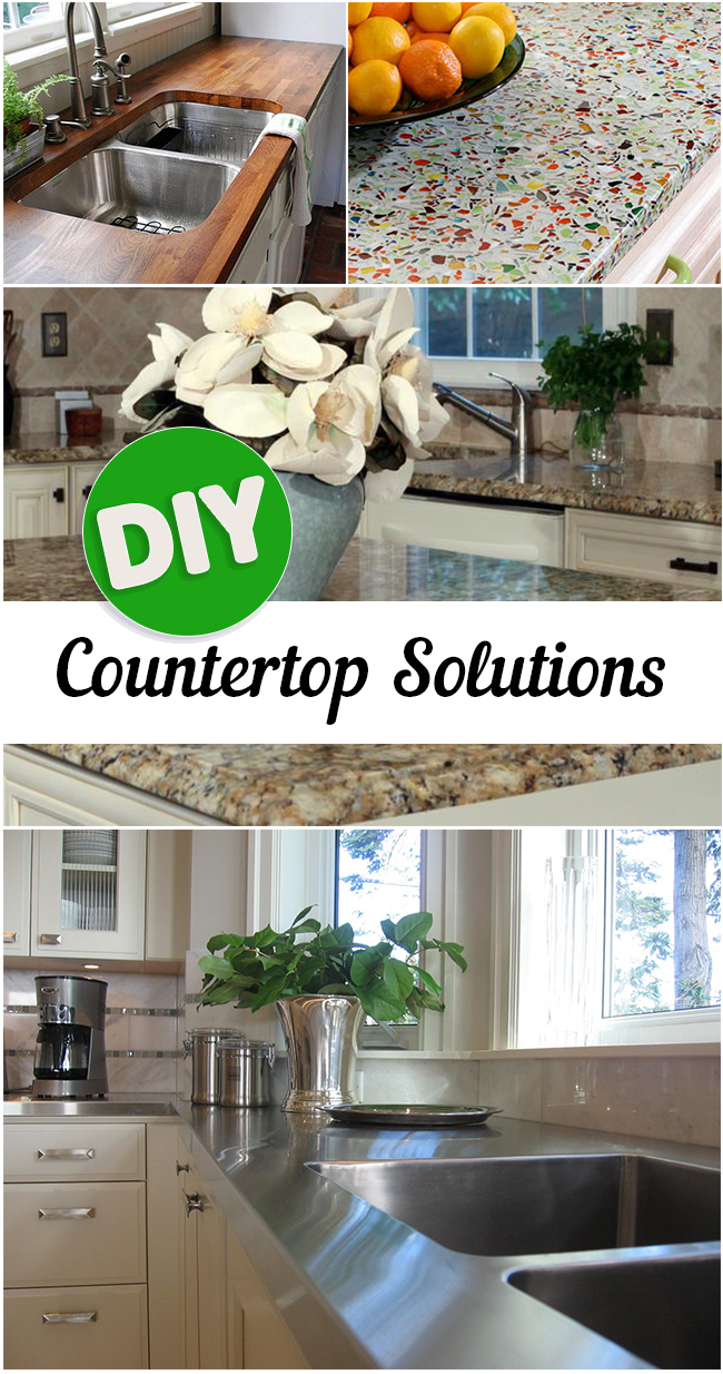 diy kitchen countertop ideas page 2 of 12 9 diy countertop makeovers