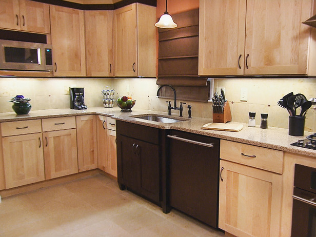 Affordable cabinet makeover ideas page 7 of 12 for Cheap ways to update kitchen cabinets