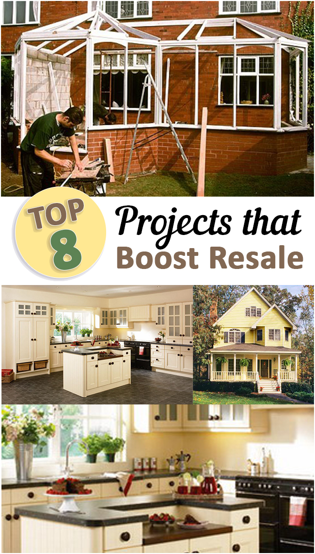 10 easy projects that will boost resale value page 10 of for Best flooring for resale value