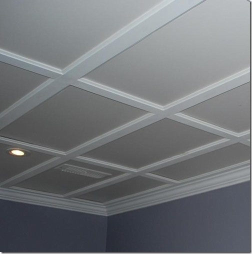 Diy Ceiling Ideas - Interior Decor Picture