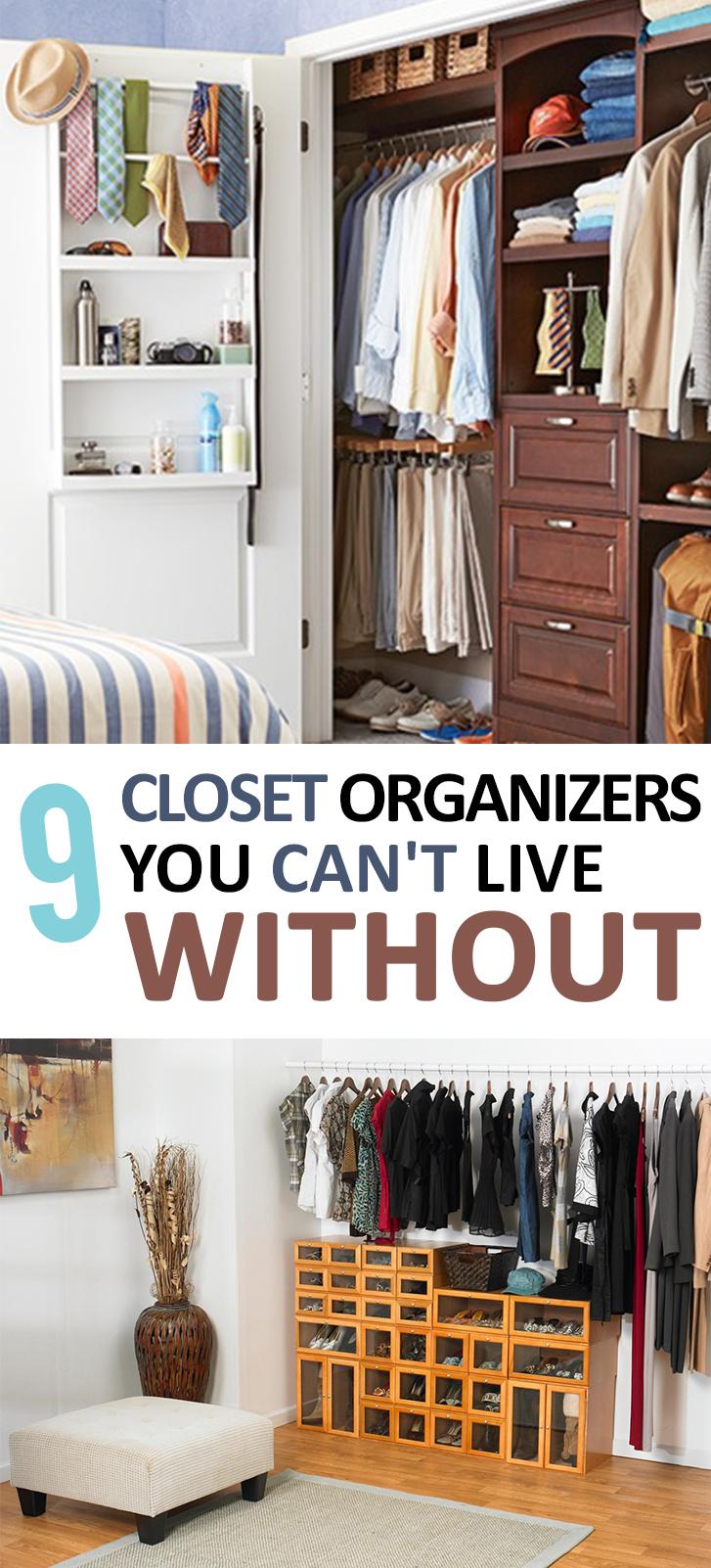 Closet Organization, Organization Tips and Tricks, Organization 101, Home Organization. Closet, Organization, DIY Home, Organization.