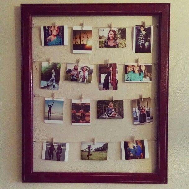 14 Creative Uses for Old Picture Frames - Page 11 of 15 -