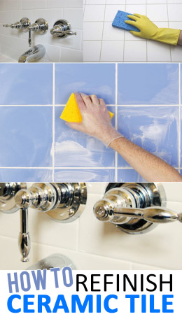 Ceramic tile, how to finish tile, DIY bathroom updates, easy bathroom upgrades, popular pin, DIY bathroom projects, ceramic tile DIY, DIY ceramic tile.