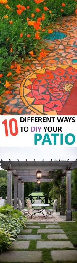 DIY patio furniture, easy patio furniture, outdoor living, outdoor living ideas, outdoor living tips and tricks, popular pin, outdoor DIYs, easy outdoor DIYs.