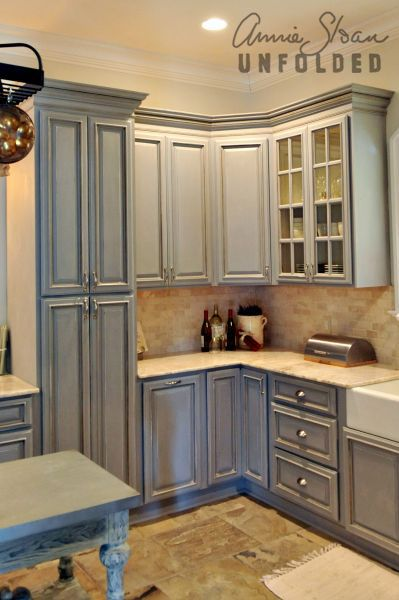 11 diy kitchen cabinets that look surprisingly - Painted kitchen cabinets images ...