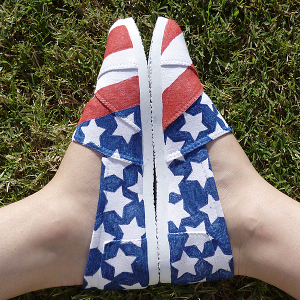 12 4th of July DIY Projects and Crafts