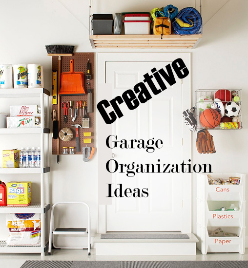 above garage door storage garage ideas pinterest