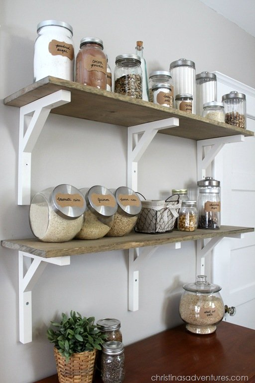 12 Kitchen Projects That You Can Do in a Weekend