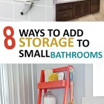 Bathroom storage, bathroom organization, DIY bathroom storage, bathroom storage, DIY organization, popular pin, home storage, easy home storage.