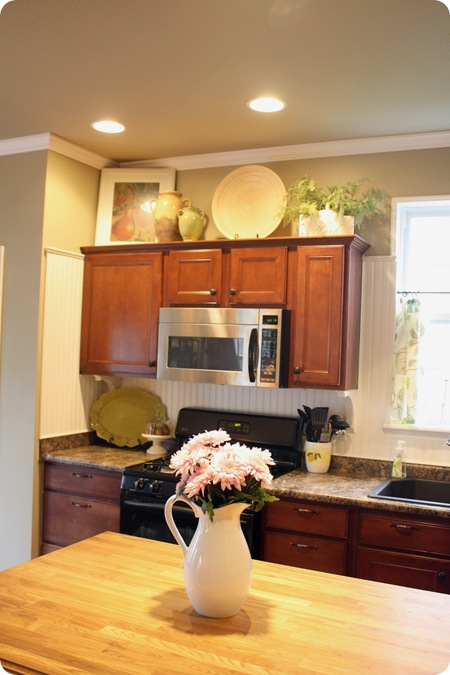 10 unique ways to decorate your kitchen cabinets page 5 - How to decorate your kitchen ...