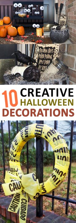 Halloween, Halloween decorations, popular pin, fall front porch, front porch decor, DIY porch projects, fall holiday