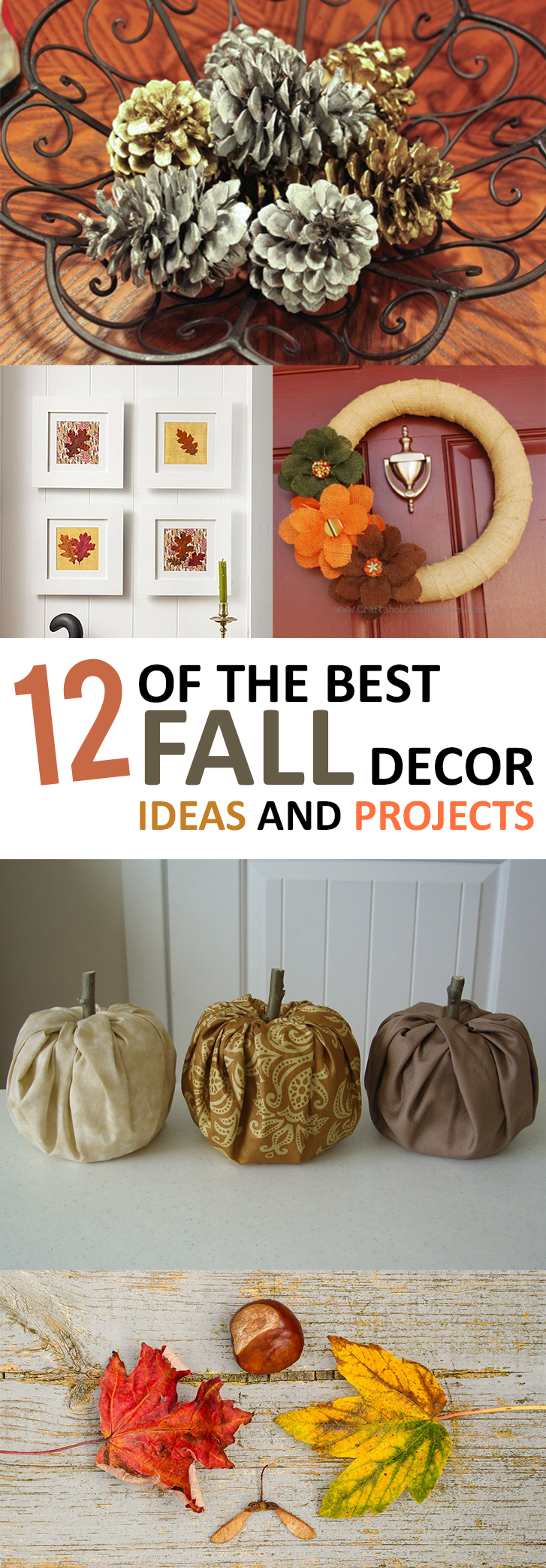 12 of the Best Fall Decor Ideas and Projects