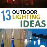 13 Outdoor Lighting Ideas