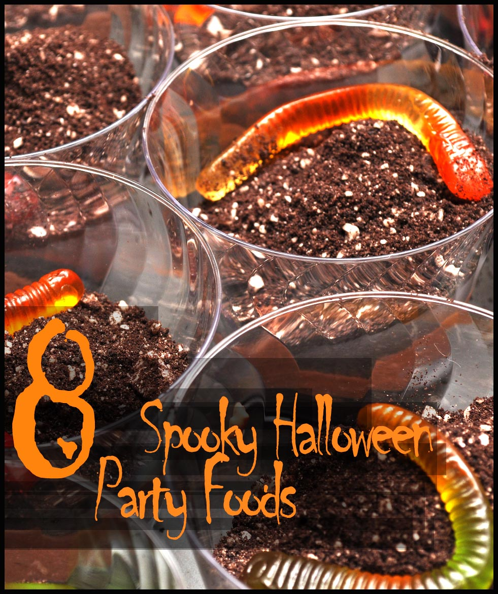8 Spooky Halloween Party Food Ideas -