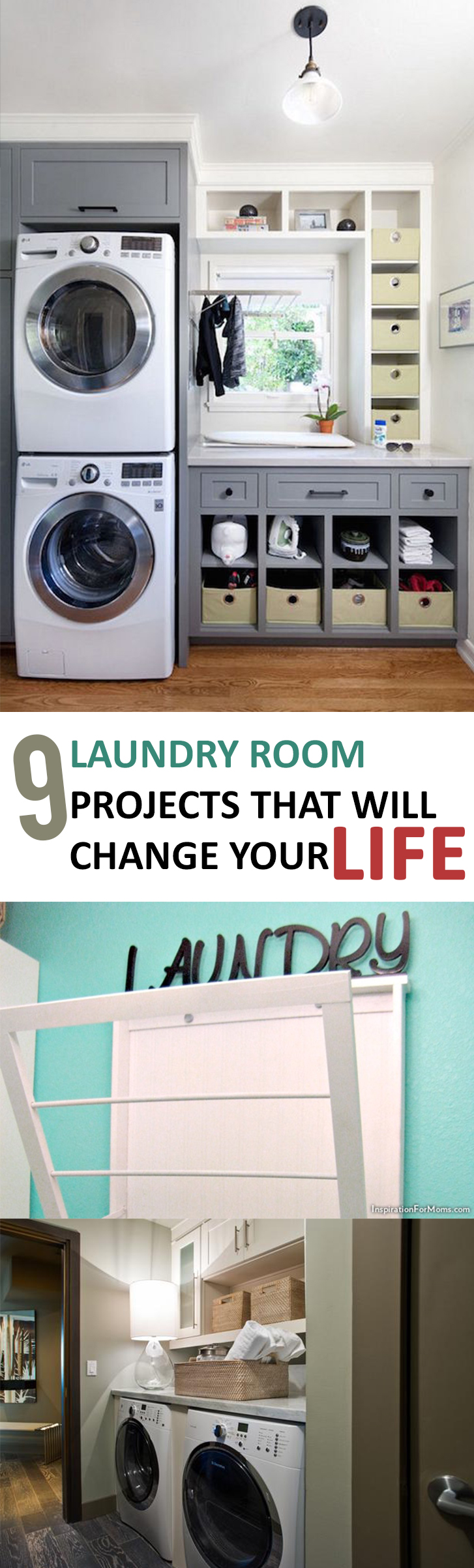 Laundry room projects, DIY laundry room organization, laundry room organization, easy laundry room organization, laundry room tips and tricks, easy storage. popular pin