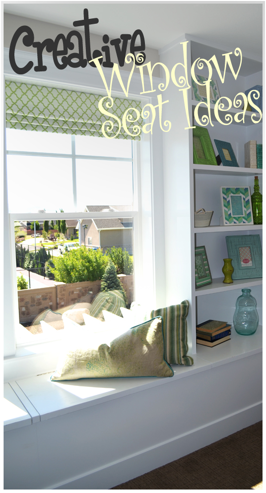 Creative window seat ideas for Creative window designs
