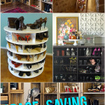Space-Saving Shoe Storage Ideas