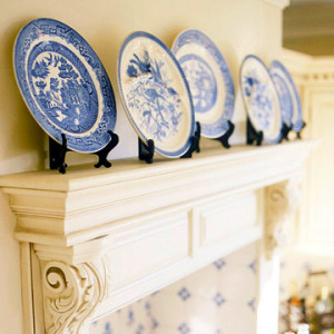 10 Ways to Display and Upcycle Vintage Dishes