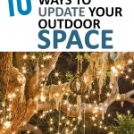 10 Inexpensive Ways to Update Your Outdoor Space