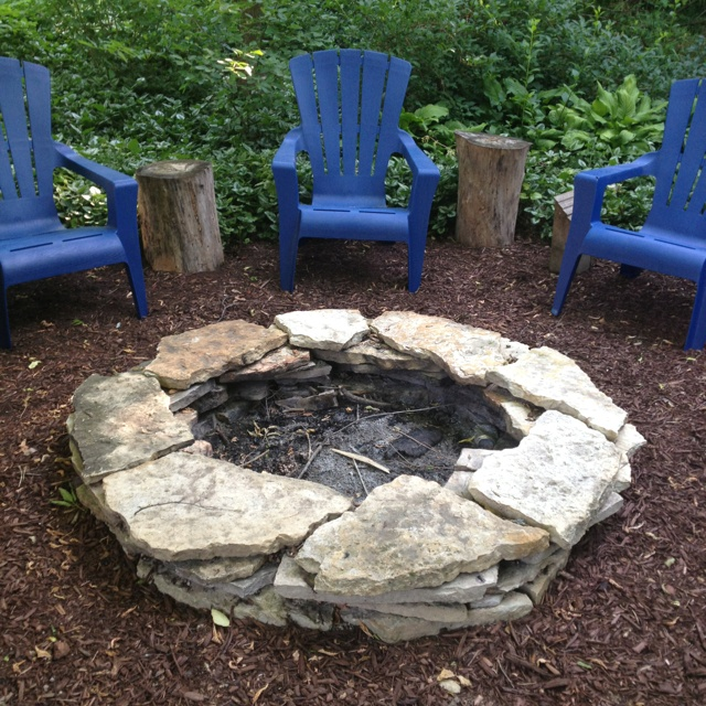 7 Super Simple Backyard Firepits You Can Make in a Weekend