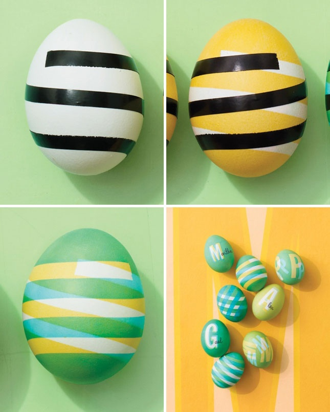 Top 10 Easter Egg Decorating Ideas