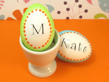 16 Fantastic Ways to Decorate Easter Eggs
