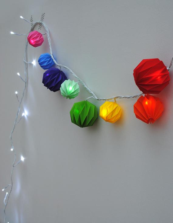 6 Beautiful Origami Decoration Tutorials