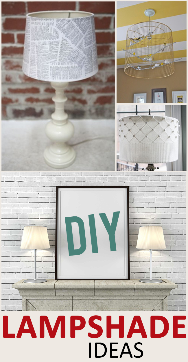 DIY Lampshade Ideas – Page 6 of 9