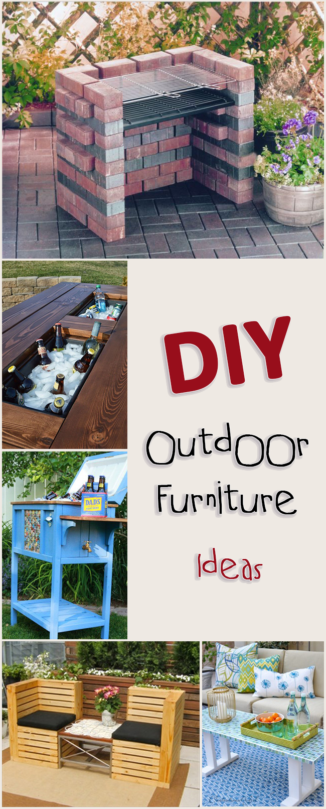 diy outdoor furniture ideas page 6 of 7 sunlit spaces