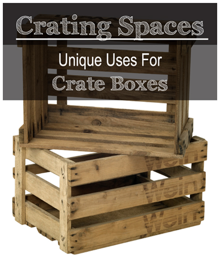 Crating Spaces