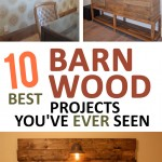 10 Best Barn Wood Projects You've Ever Seen